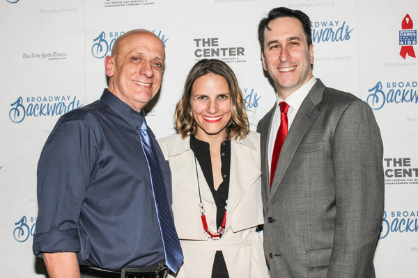Tom Viola, Glenna Testone and Daniel Whitman