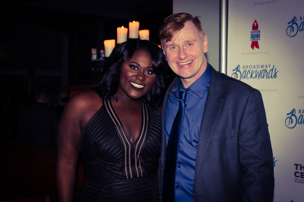 Danielle Brooks and Robert Bartley