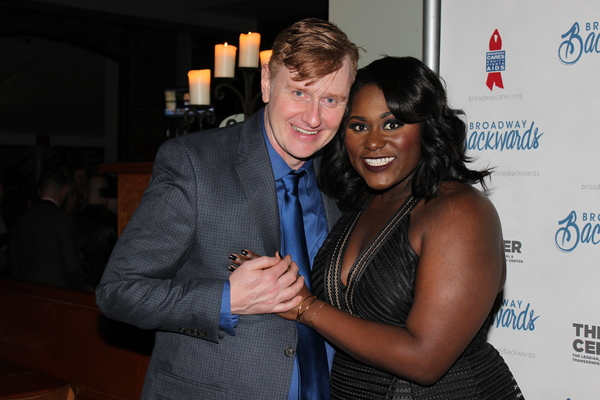 Robert Bartley and Danielle Brooks