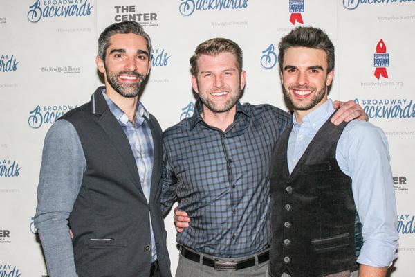Peter Nelson, Ward Billeisen and Seth Danner Photo