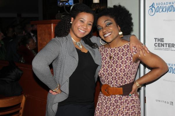Ashanti J'Aria and Kenita R. Miller