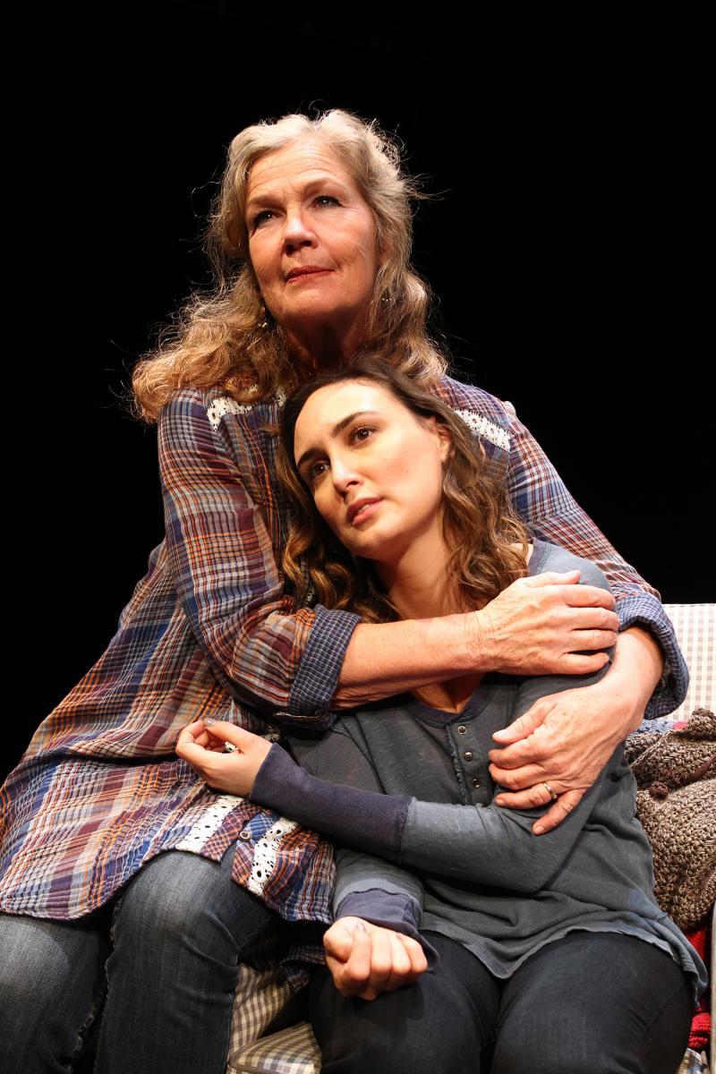 BWW Review: Touching New Play GOING TO A PLACE WHERE YOU ALREADY ARE Premieres at South Coast Rep