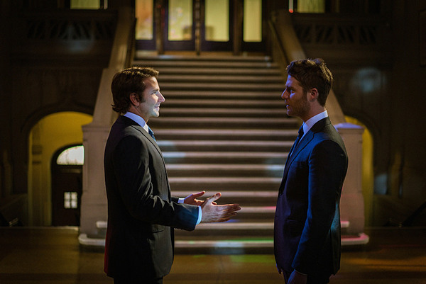 Bradley Cooper, Jake McDorman