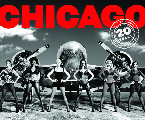 Photo Flash: CHICAGO to 'Kill It Worldwide' for 20th Anniversary with New Artwork, Costumes and More