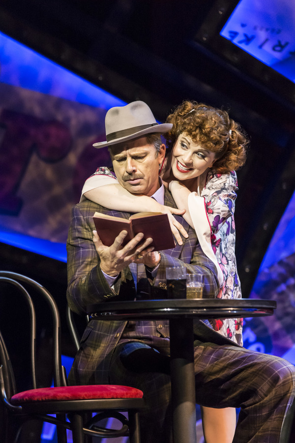 Maxwell Caulfield (Nathan Detroit) and Louise