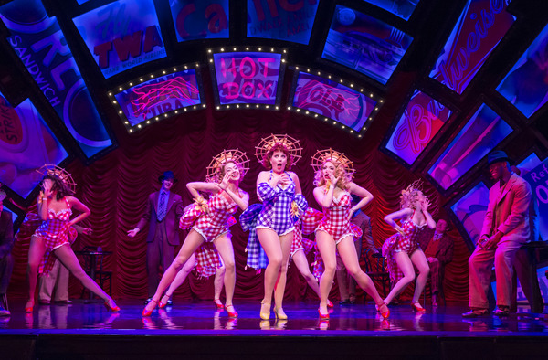 Louise Dearman (Adelaide) and the Hot Box Girls