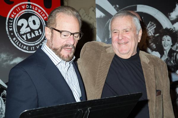Barry Weissler, John Kander