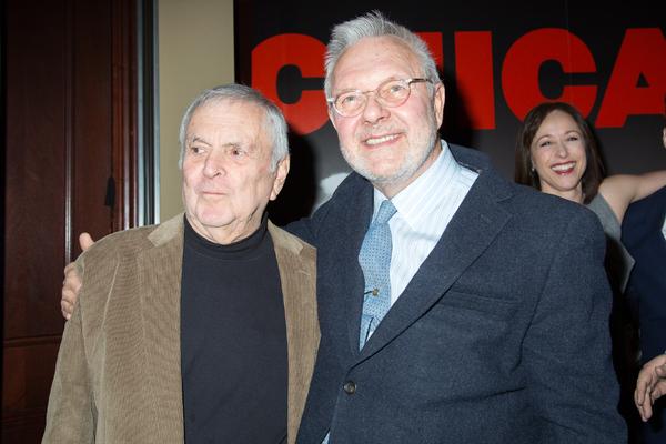 John Kander, Walter Bobbie