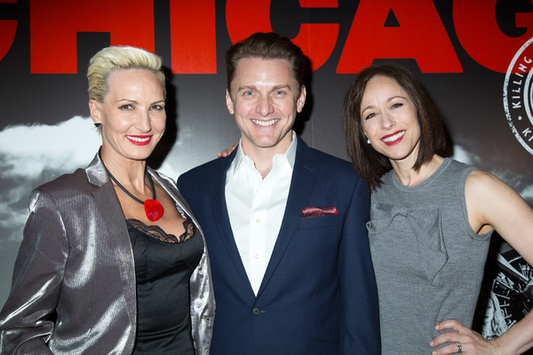 Amra-Faye Wright, Jason Danieley, Paige Davis