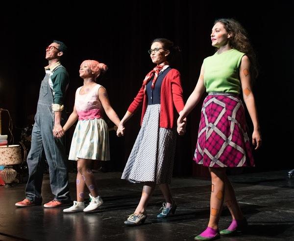 Photos: First Look at POLKADOTS: THE COOL KIDS MUSICAL at Carnegie Mellon University