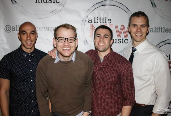 Kila Packett, Bryan Blaskie, Jay Marcus, and Luke Klipp