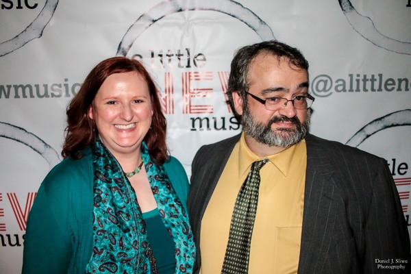 Lisa K. Wyatt and Jim Blanchette Photo