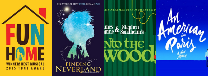 Finding Neverland Non Equity Tour