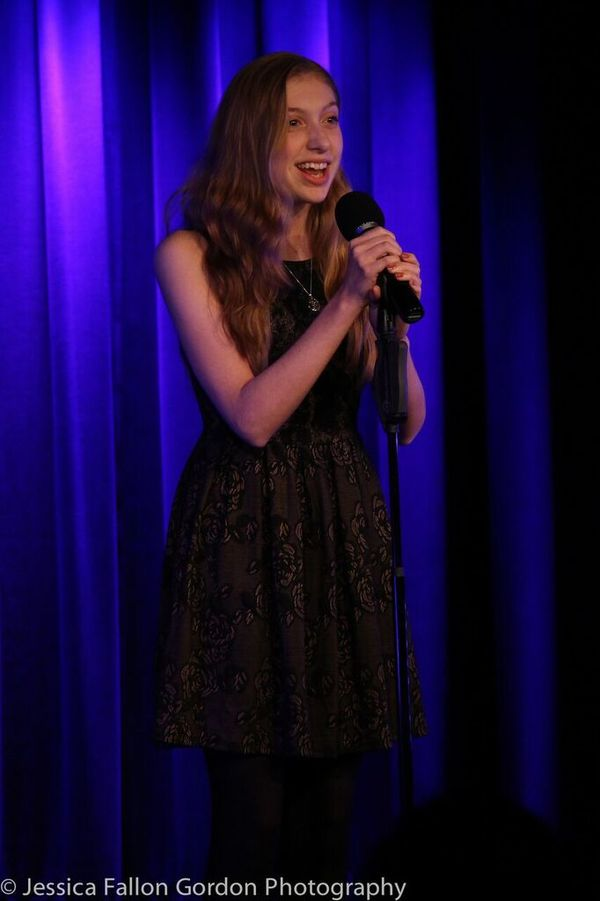 Photos: Young Broadway Stars Line Up for CABARET FOR A CAUSE at the Beechman