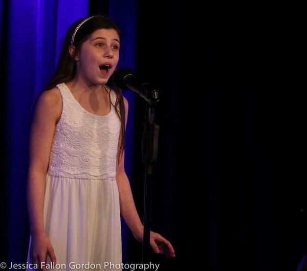 Photo Flash: Young Broadway Stars Line Up for CABARET FOR A CAUSE at the Beechman