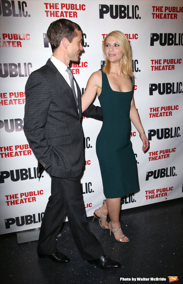 Photo Coverage: Claire Danes, John Krasinski, Hank Azaria & More Celebrate Opening Night of Public Theater's DRY POWDER