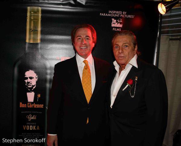 Ralph Compagnone & Gianni Russo