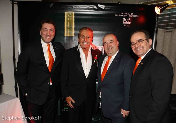 Gianni Russo and Captains of Le Cirque