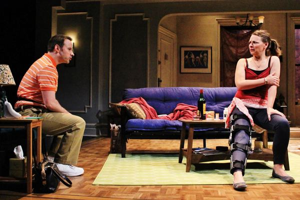 Photo Flash: First Look at Kitchen Theatre Company's DANCING LESSONS