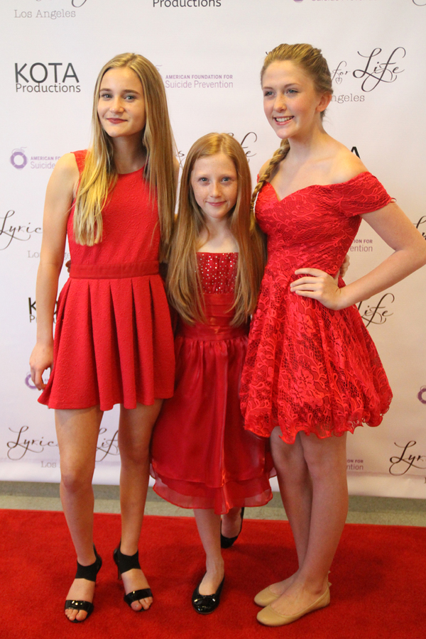 Brooke Besikof, Emilie LaFontaine, Jaidyn Young Photo