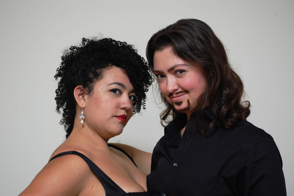 Photo Flash: The Queen's Company's TAMING OF THE SHREW Begins Tonight