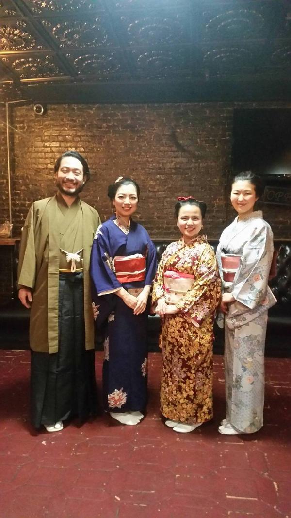 Photo Flash: OMOTENASHI JOURNEY Welcomes New Cast Members