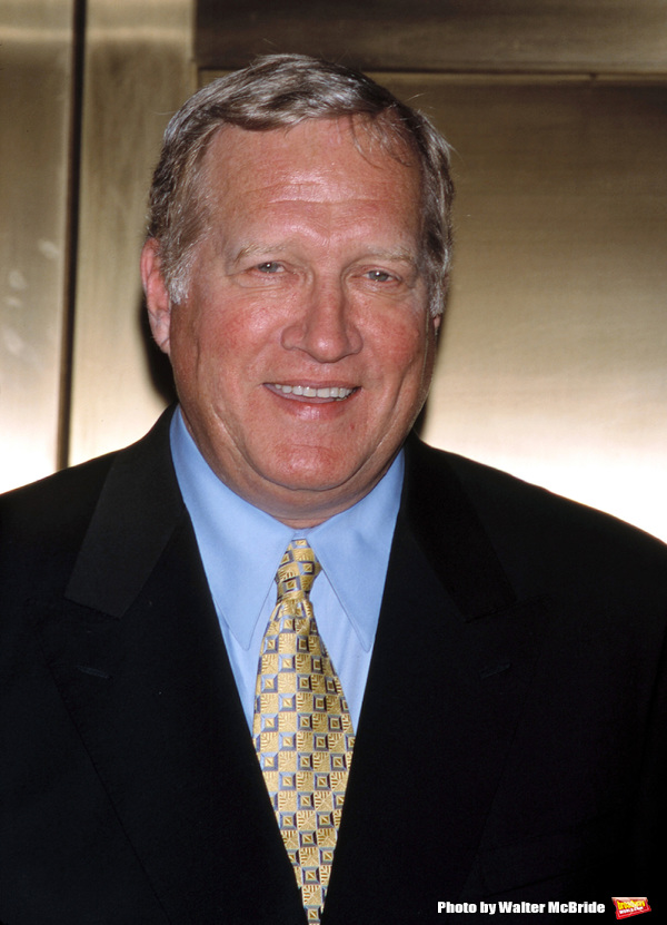 Ken Howard attends the NBC TV Upfronts at Radio City Music Hall on May 15, 2001 in New York City.