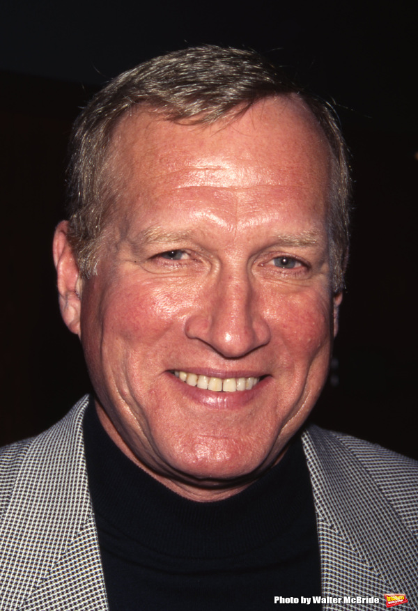 Ken Howard attends the N.A.T.P.E. Convention on January 20, 1998 at the Convention Center in New Orleans.