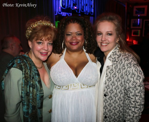 KT Sullivan, Natalie Douglas and Stacy Sullivan