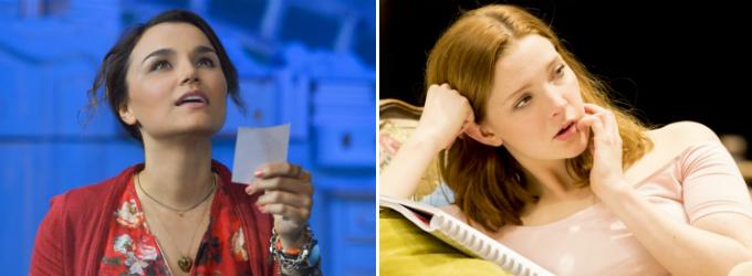 Stage Stars Samantha Barks and Morfydd Clark Join INTERLUDE IN PRAGUE Film