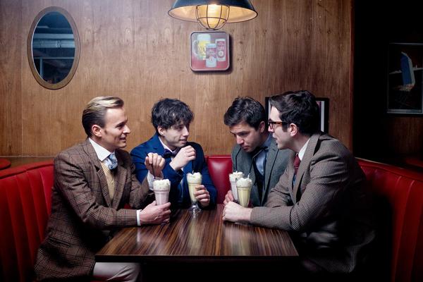 Jon Lee, Keith Jack, Luke Striffler, Matthew Quinn Photo