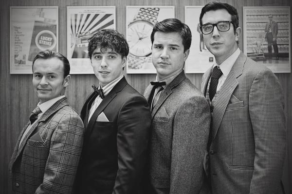 Jon Lee, Keith Jack, Luke Striffler, Matthew Quinn