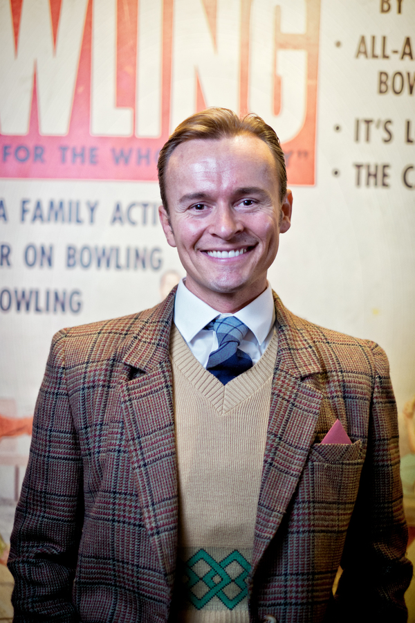 Photo Flash: Meet the Cast of FOREVER PLAID at St. James Theatre - Jon Lee, Keith Jack & More!