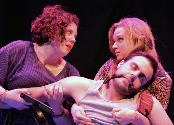 Photo Flash: First Look at SUBCULTURE at CapStage
