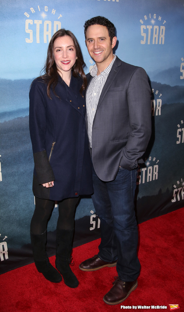 Photo Coverage: On the Opening Night Red Carpet for BRIGHT STAR!