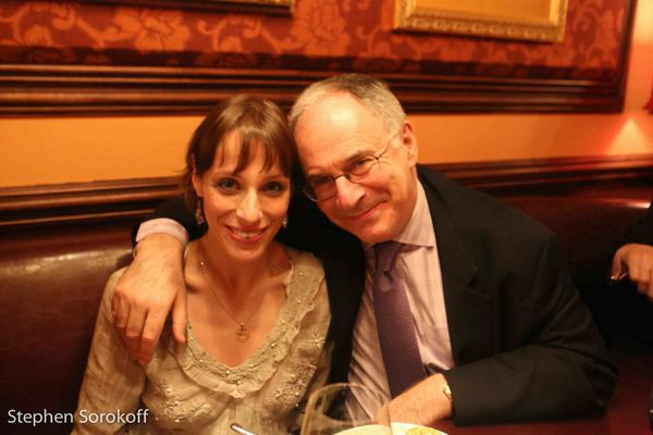 Anya Deutsch & Clive Gillinson, Artistic  Carnegie Hall Photo
