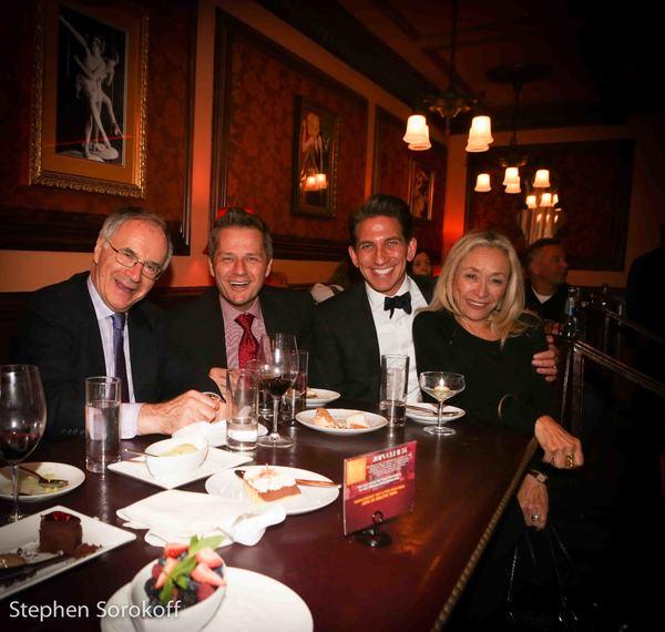 Clive Gillinson, GTom Postillio, Michkey Conlon, Eda Sorokoff