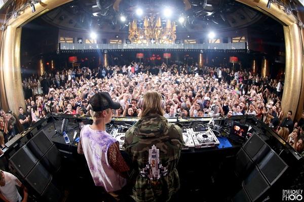 David Guetta and Justin Bieber