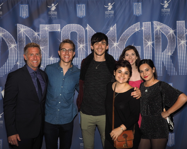 Photos: Curtain Call And Press Night Celebration of DREAMGIRLS At La Mirada Theatre