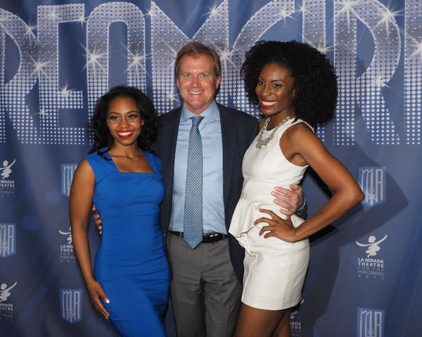 Brittney Johnson, Tom McCoy, and Jasmin Richardson