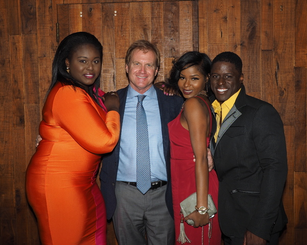 Amma Osei, Tom McCoy, Ashley McManus, and Remmie Bourgeois Photo