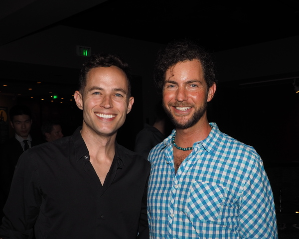Christopher Lloyd Bratten and Marc Wheeler Photo