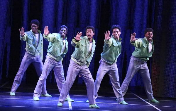 Photo Flash: First Look at La Mirada's DREAMGIRLS, In Performances Now!