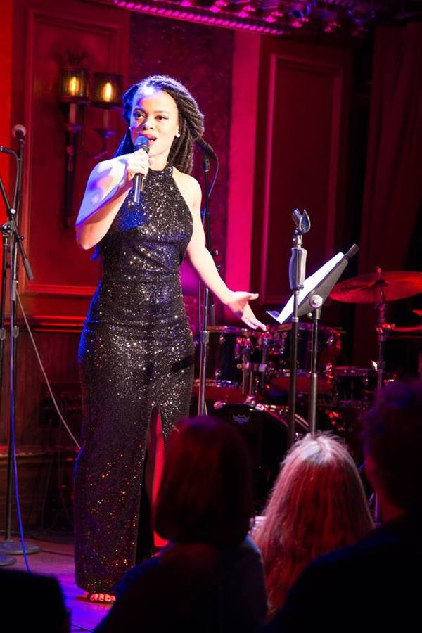 Photo Flash: Inside the Drama Book Shop Benefit at Feinstein's/54 Below with Penny Fuller, The Skivvies & More!