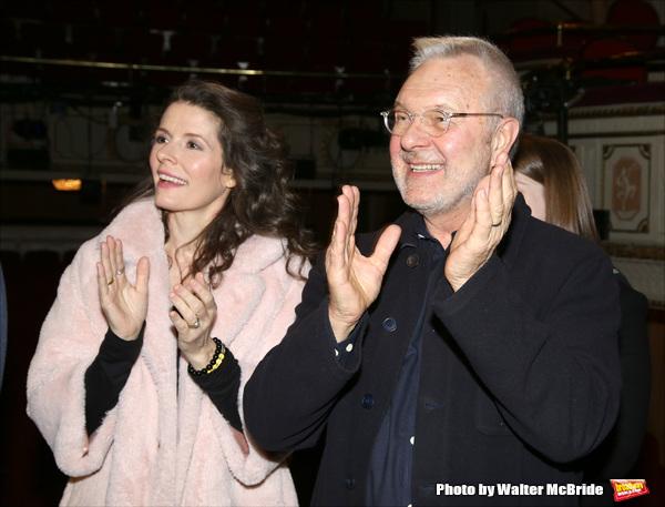 Edie Brickell and Walter Bobbie