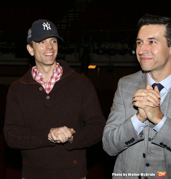 Paul Alexander Nolan and Josh Rhodes