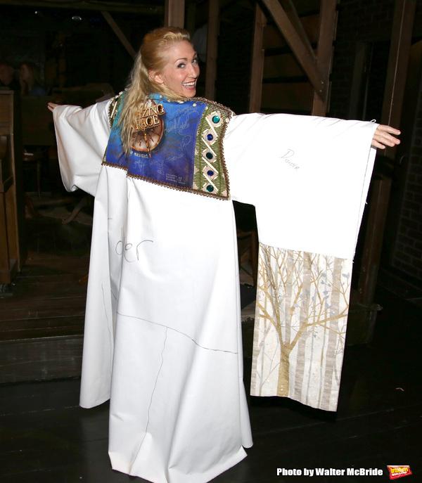 Exclusive Photo Coverage: Inside BRIGHT STAR's Gypsy Robe Ceremony!