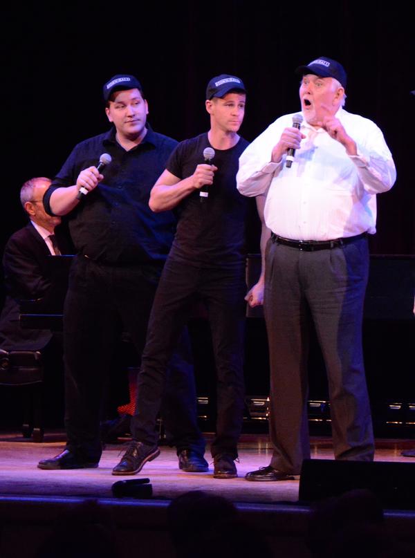 Ryan Scoble, Luke Hawkins and Jim Brochu