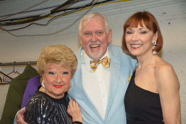 Marilyn Maye, Jim Brochu and Karen Akers