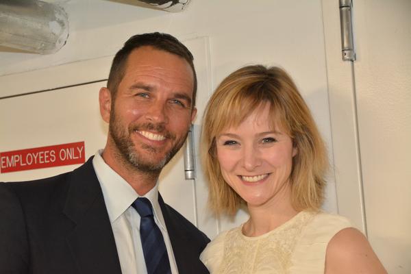 Douglas Ladnier and Jill Paice